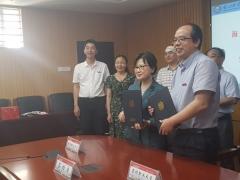 호산대 학생들, 중국정부 장학금 받는다