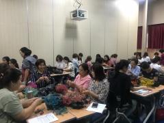 익산시 육아종합지원센터, 보육교직원 힐링 캠프 실시