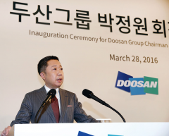 박정원 두산그룹 회장, 상반기 17억2900만원