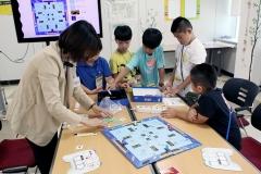 웹젠, 임직원 자녀 위한 코딩 교실 'Let's, PLAY 코딩!' 진행