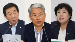 야3당, '소득주도 성장론' 작심 비판···장하성 연임도 거론