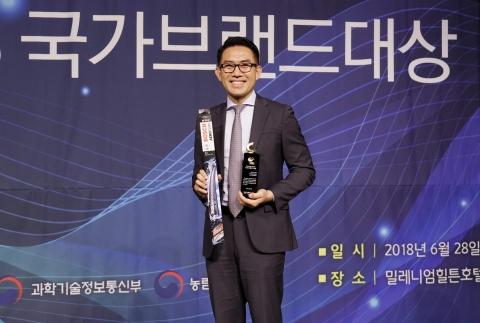 보쉬, '2018 국가브랜드대상' 자동차 부품 부문 와이퍼 최고 브랜드 선정