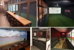 뉴딘콘텐츠, 이태원에 복합 스크린스포츠 매장 오픈