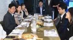 이철우 도지사, 젊은 직원들과 소통 행보