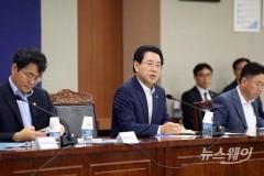 """김영록 전남도지사 """"소통·공감으로 도민제일주의 도정 실현"""""""