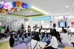전남대어린이병원 '찾아가는 음악회' 개최