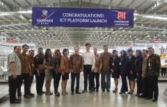 신한인도네시아은행, 현금카드 활용한 '스마트 팩토리 플랫폼' 구축
