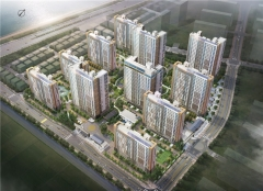 LH 전북본부, 군산신역세권 B3블록 10년공공임대주택(리츠) 1,006호 공급