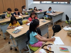 영천시립도서관, 여름방학 독서문화 프로그램 운영