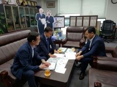 강임준 군산시장, 2019년 국가예산 확보 '총력'