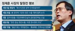 """""""회사이름에서 원자력 빼~""""…정재훈의 '과속 스캔들'"""