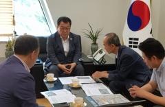 박준배 김제시장, 김제시 경제도약 위해 동분서주