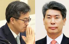 윤종원-김동연, '최저임금 인상' 미묘한 온도차