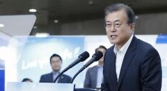 文대통령 혁신성장 첫 행보…병원 방문한 까닭?