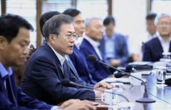 """4·27 판문점선언‥靑, """"평화가 일상화된 100일"""" 자평"""