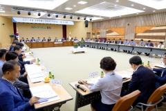 순천시, 민선7기 시장공약 및 일자리 추경예산 사업 보고회 개최