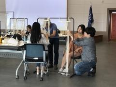 한국패션산업연구원 '패션문화캠프' 눈길