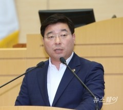 """신민호 전남도의원 """"여순사건 특별법 제정"""" 촉구"""
