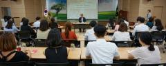 NH농협은행 전남영업본부, 주간토론학습(램프-하브루타) 교육 실시