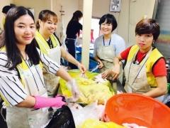 인천 미추홀구 다문화가족지원센터,  '외계닭' 행사...결혼이민 여성들 나눔 실천
