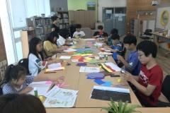 순창군다문화가족지원센터, 청소년 진로프로그램 운영