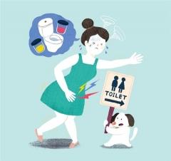여성을 괴롭히는 여름철 방광염