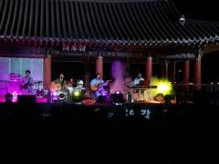 영천읍성의 중심 '조양각'으로의 뮤직나들이