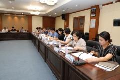 무주군, 민선 7기 공약사업 실행계획 보고회 개최