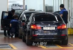 """김효준 BMW 회장 '밤새워' 문제해결 공언에…서비스센터 직원들 """"괴롭다"""""""