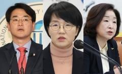 박용진·박선숙·심상정 빠지자, 삼성 질의 '뚝'