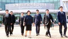 """현정은 회장 """"올해 안에 금강산관광 재개 기대"""""""