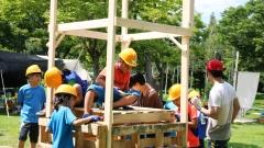광주문화재단 광주문화예술교육지원센터, '어린이 목수축제'