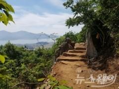 해남 미황사 달마고도 걷기길 '전국 우수'