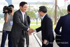 """김동연-이재용 회동…""""삼성은 우리경제 대표주자""""(종합)"""