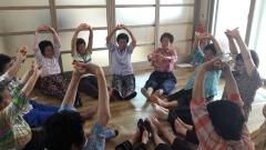 광양시, '장수체조교실' 어르신들 노후생활 증진