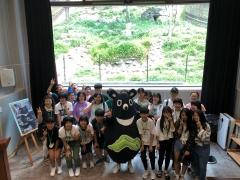 구례군, 일본 운젠시와 청소년문화체험 교류