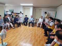 임병택 시흥시장, 폭염 피해 예방활동 펼쳐