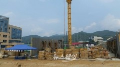 천안시, 폭염으로 349곳 건설현장 작업 중지