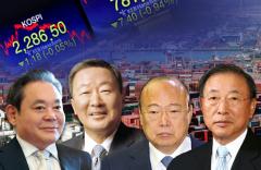 """""""이건희 부터 조석래 까지""""…韓경제 위기 속 기업가 정신 '재조명'"""