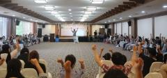 경북도, 한부모시설 가족여행