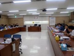 경기도의회 더불어민주당 대표단, 상임위원장단과 정책간담회 가져