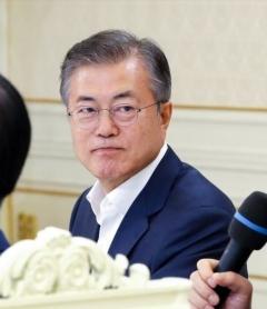 문 대통령 지지율 60% 대 반등‥남북관계 진전 긍정 영향