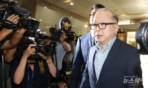 이재환 전 CJ 부회장, 26억대 횡령·배임 혐의 집행유예