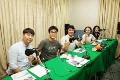 SK텔링크, 다문화 가정 위해 목소리 재능 기부