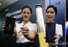 스마트폰 시장 '경고등'…삼성·애플 '빅2' 곧 깨진다