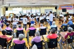 순창 무지개 국악오케스트라,  따뜻한 나눔의 선율로 봉사