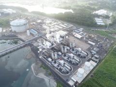 포스코건설, 파나마 최대 규모 복합화력발전소 준공