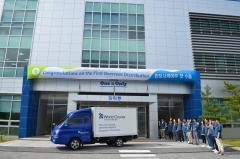 코오롱생명과학, '인보사' 홍콩·마카오 첫 수출 물량 출하