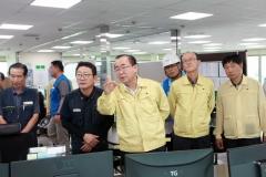 남동발전 유향열 사장, 재난대응으로 전력수급 위기관리 나서
