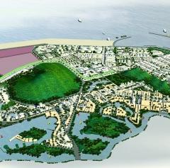 포스코건설, 812억원 규모  베트남 석유화학단지 부지조성 공사 수주